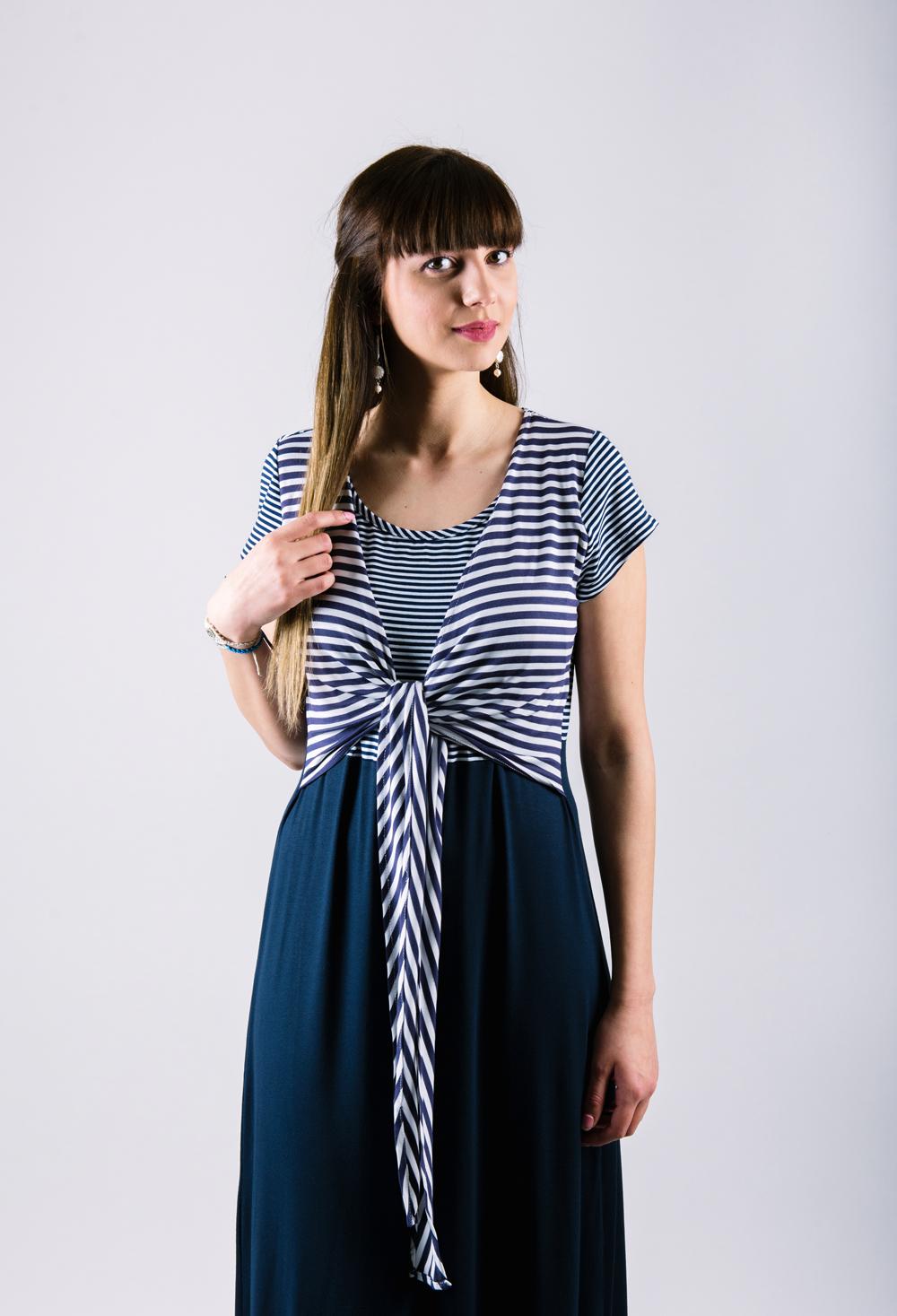 8919f450819d Φορεμα θηλασμου Nautical