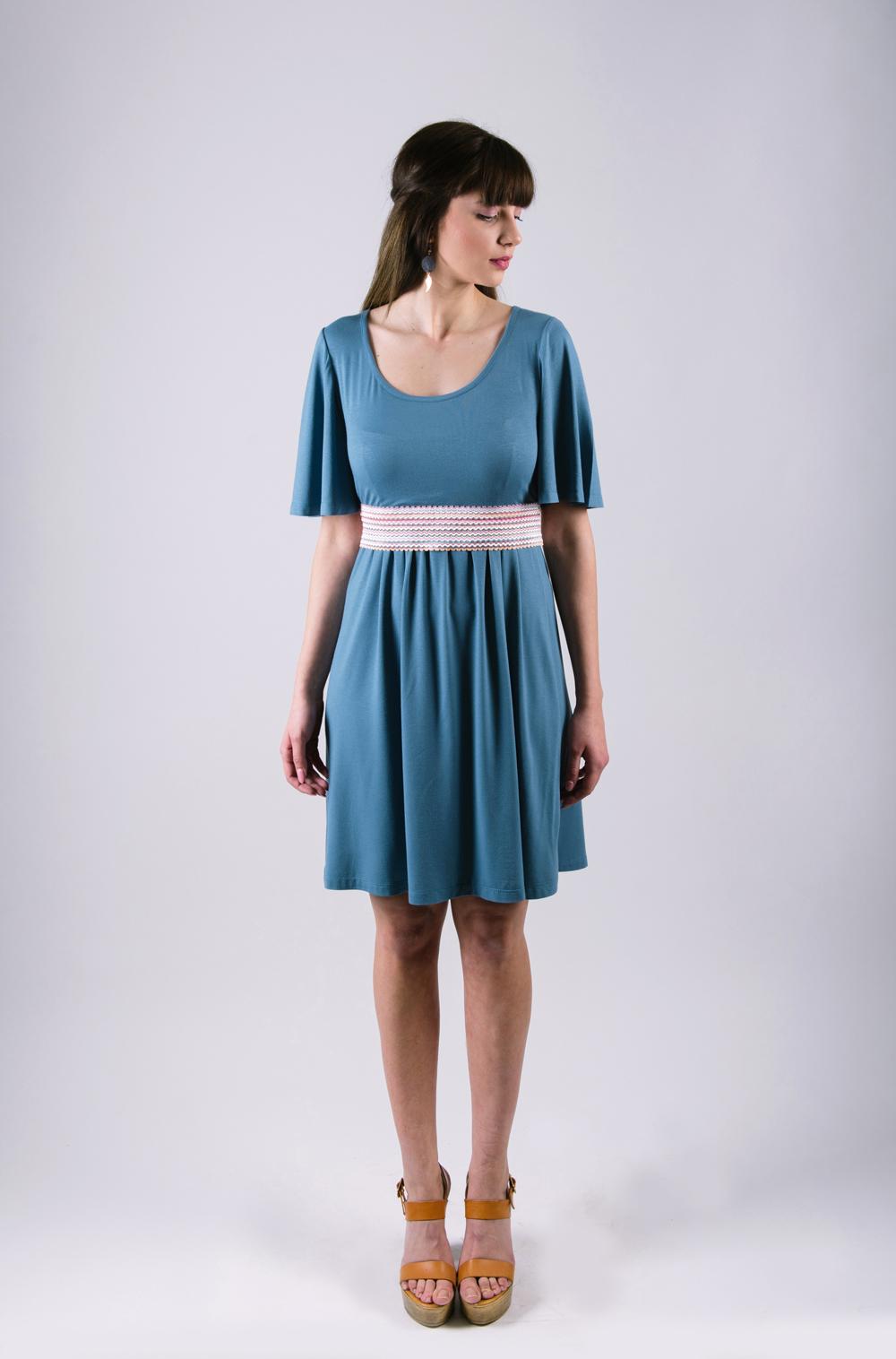 59d89ca126fa Φορεμα θηλασμου Coral