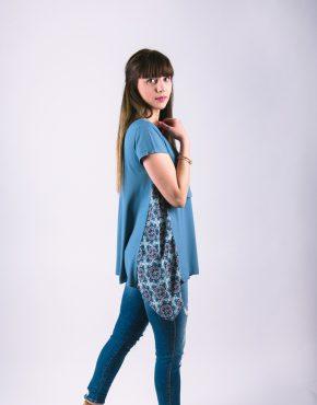 Μπλουζα θηλασμου seashell