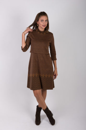 911d77c2c7e Φορέματα Θηλασμού Χειμερινά - koupepe.com