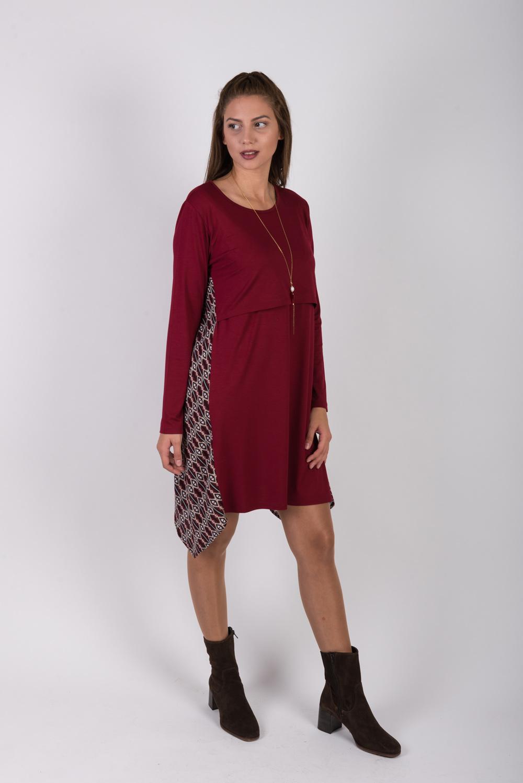 φορεμα θηλασμου triangle