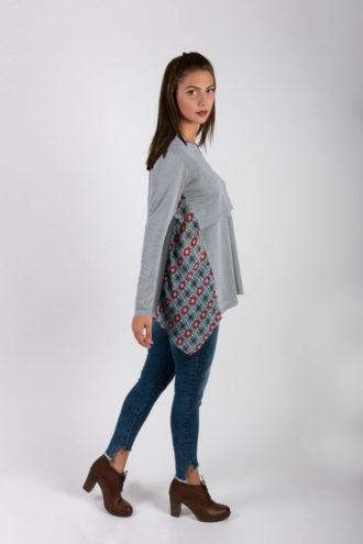 μπλουζα θηλασμου triangle
