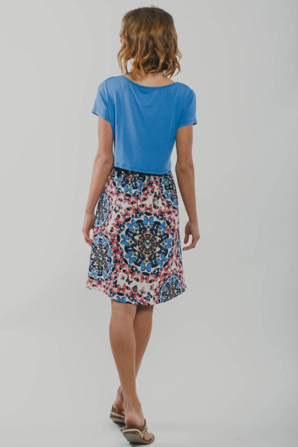 φόρεμα θηλαμού Butterblue