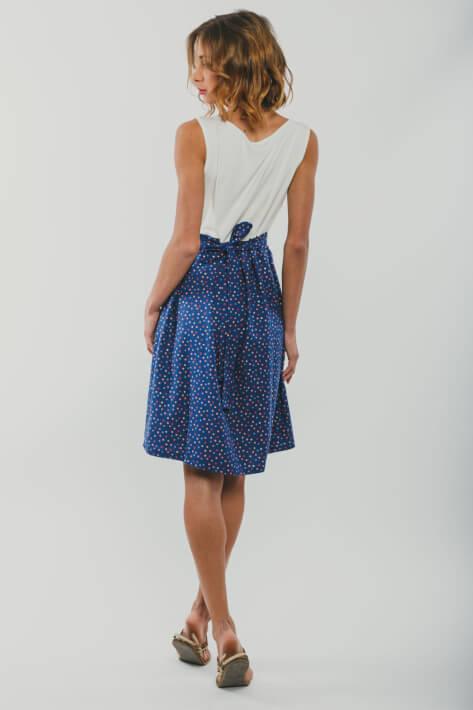 a6b7c57dd9e2 φόρεμα θηλασμου Color dot - Free delivery over 80€ - koupepe.com