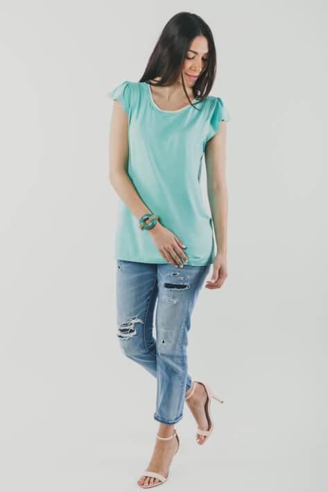 μπλουζα θηλασμου Cool air