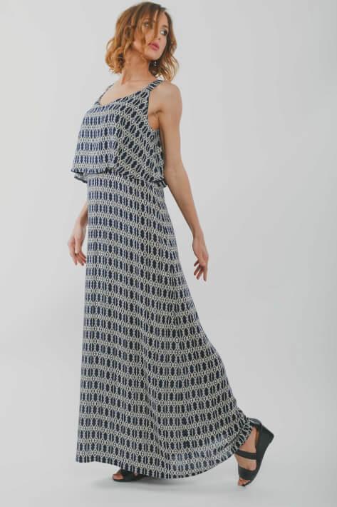 φορεμα θηλασμου boho chic