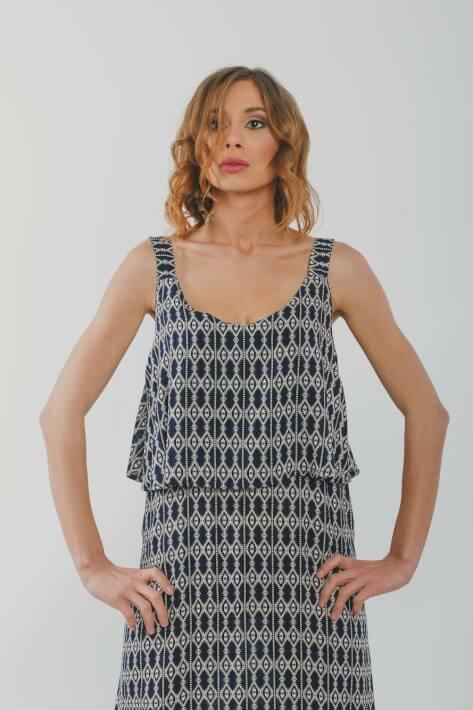 fccffffcb857 Φορεμα θηλασμου boho chic - Free delivery over 80€ - koupepe.com
