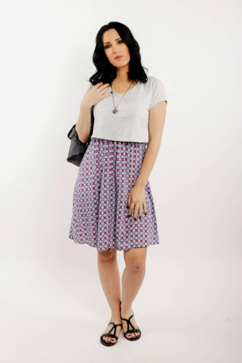 006f2754cc48 φόρεμα θηλασμού color circle - Free delivery over 80€ - koupepe.com