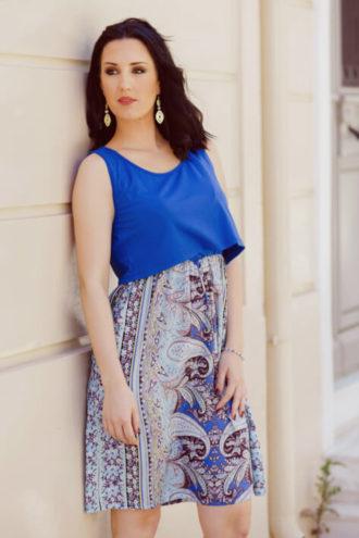 φορεμα θηλασμου blueshades